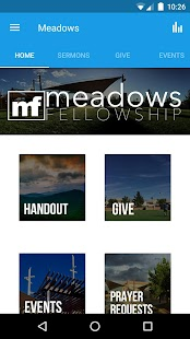 Meadows Fellowship - náhled