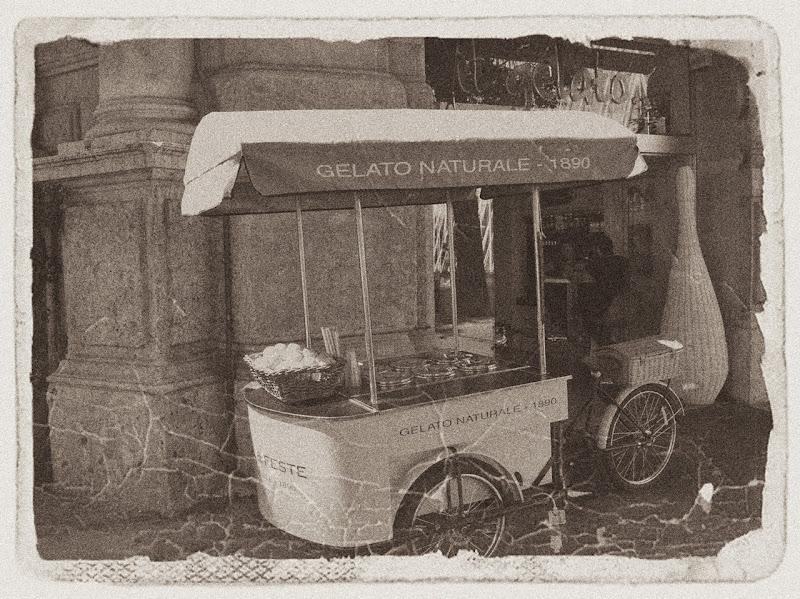Pedalata con gelato di Edoard Basile