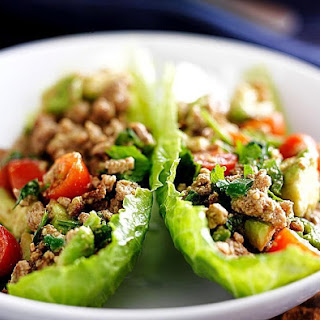Thai Lettuce Wraps with Beef and Fresh Basil (Fun to Eat!) Recipe