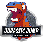 Jurassic Jump: World Escape!