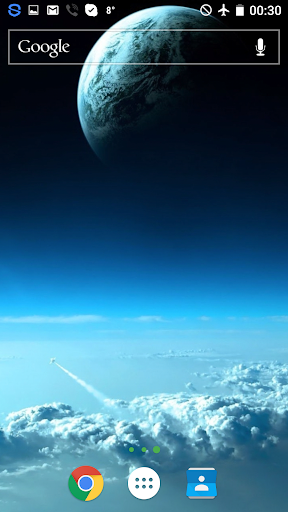 Cosmos 3D Live Wallpaper