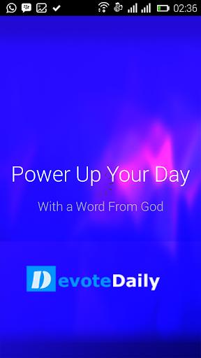 Devote Daily
