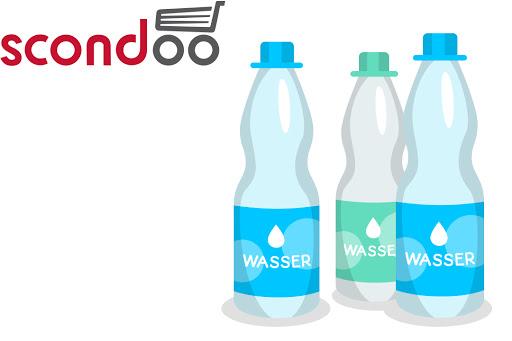 Bild für Cashback-Angebot: Alle Marken: Wasser