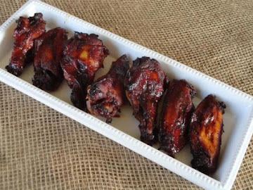 Flavorful Chicken Wings To Kick-off Game Day Recipe