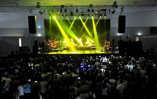 Fotos - Daniela Mercury ao vivo em Lamego - 26 de agosto de 2016
