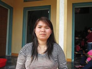 """Photo: """"Ms.Nguyễn Thị Hương 1. Số hiệu(ID member): 15011888 2. Tuổi(Age): 3. Địa chỉ(Address): Cụm 30 - Thôn Liên Bình - TT Hợp Hòa,Tam Duong District, Vinh Phuc province, Vietnam. 4. Thông tin gia đình(Household's information): TV làm công ty, chăn nuôi gà lợn, chồng TV làm thợ xây (Member works for a company and breeds pigs and chickens. Her husband works as a mason) 5. Ngày vay(Date of loan): 01-01-2015 6. Mức vay(Loan size): 8.000.000đ 7. Mục đích vay(Loan purpose): Chăn nuôi/livestock farming"""""""