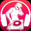 dj remix dance icon