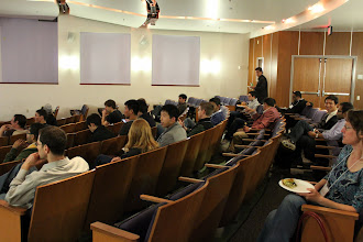 Photo: Around 40 people attended the kickoff!