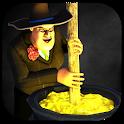 Scary Halloween Teacher Horror 3D icon
