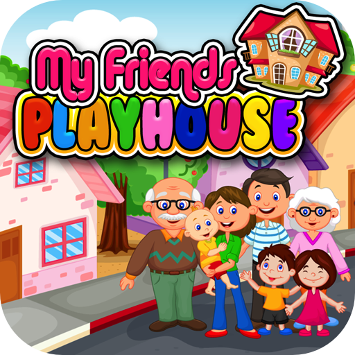 My Pretend House - Kids Family & Dollhouse Games app (apk) free download for Android/PC/Windows