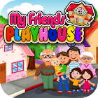 My Pretend House - Kids Family & Dollhouse Games icon