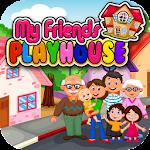 My Pretend House - Kids Family & Dollhouse Games 1.9