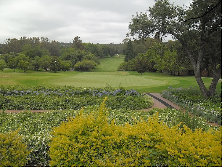 Bryanston Country Club is a premier SA golf course using the John Collier Survey. Picture: SUPPLIED