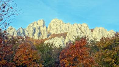 Photo: Jutro je obojalo kukove, a jesen krošnje drveća...