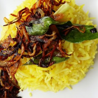 Sri Lankan Yellow Rice