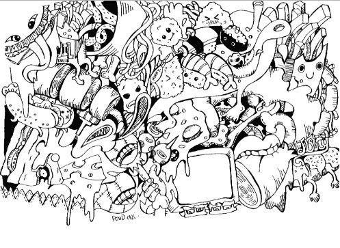 Cool Doodle Art Drawing - Android Apps on Google Play