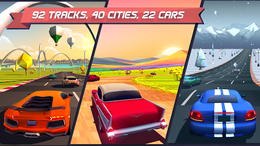 Horizon Chase - World Tour  screenshots 3
