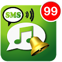 Best 100 SMS Ringtones & Notifications Free 2020 icon