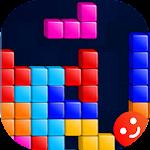 Classic Tetris Cube Icon