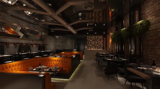 Así será Alquímico, el nuevo restaurante que abrirá este año en Puerta Purchena