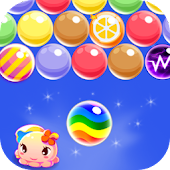 Candy Bubble Pop: World Mania