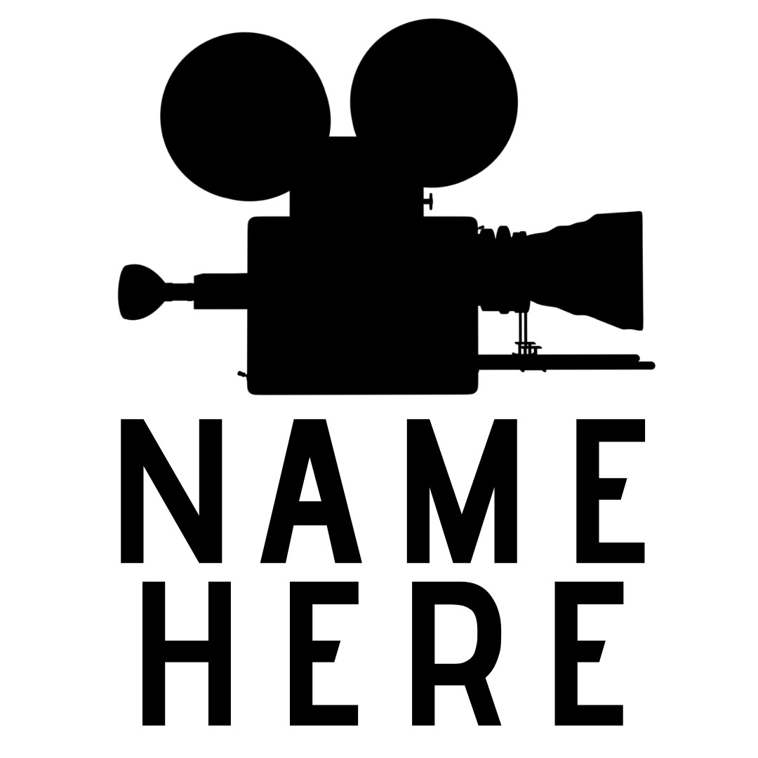 photography logo cinema camera