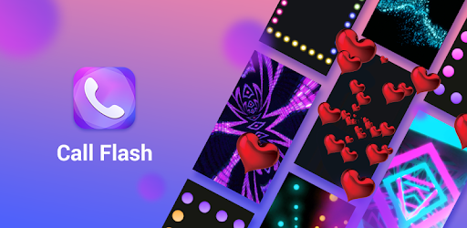 Call Flash - Call Screen Theme, LED, Ringtones app (apk) free download for Android/PC/Windows screenshot