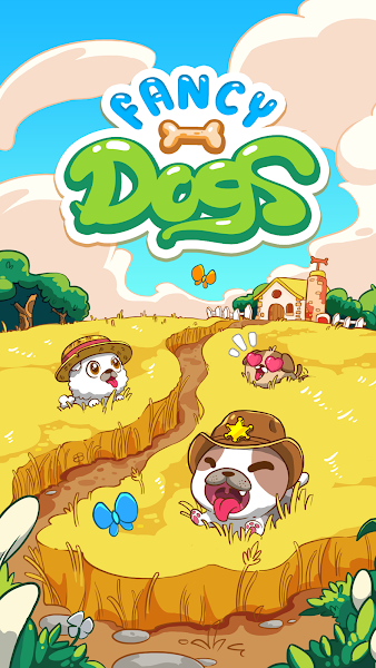 Fancy Dogs – Puzzle & Puppies v1.0 [Mod]