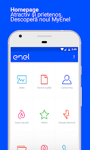 MyEnel- screenshot thumbnail