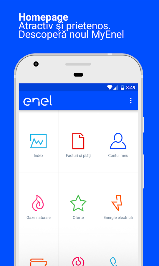 MyEnel- screenshot