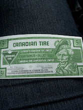 Photo: Some Canadian Tire money to add to our collection, a great way to save up for something special, it pays to be a loyal customer.