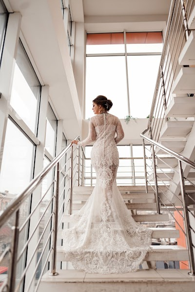Wedding photographer Kristina Dudaeva (KristinaDx). Photo of 19.04.2019