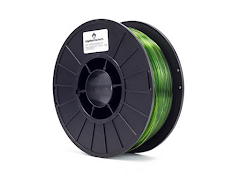 Translucent Green PRO Series PETG Filament - 1.75mm (1lb)
