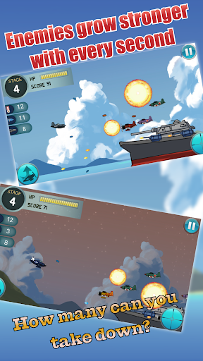 Azure Attack: the Forces of Zero - screenshot