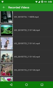 Hidden video recorder (HVR) v1.1.3 Pro