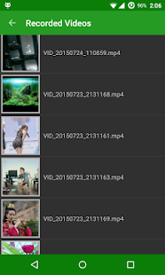 Hidden video recorder (HVR)- screenshot thumbnail
