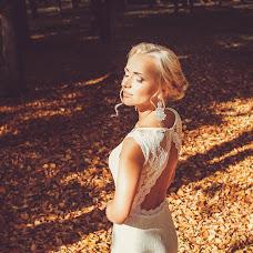 Wedding photographer Aleksandra Kapitanovich (alexandrusha). Photo of 03.10.2014