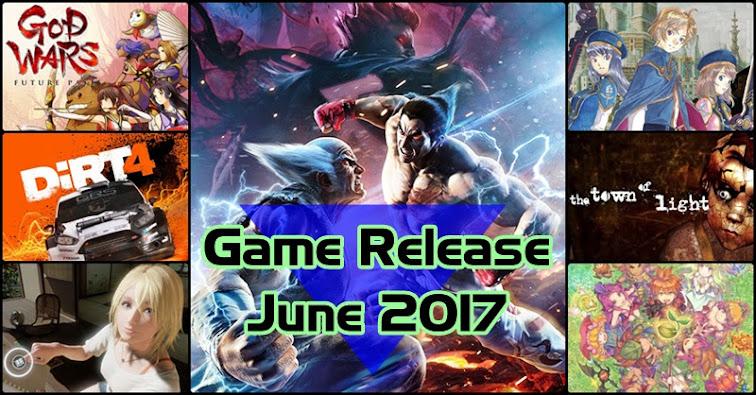 [Game Release] เกมเด็ด! เดือนมิถุนายน 2017