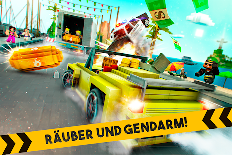 Robber Race Escape 2.11.2 APK + MOD (Unlimited coins)