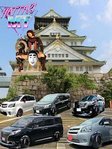ノア ZRR85W 前期si WxB  2017/3のカスタム事例画像 Nekijon(TL北海道)さんの2018年09月03日21:59の投稿