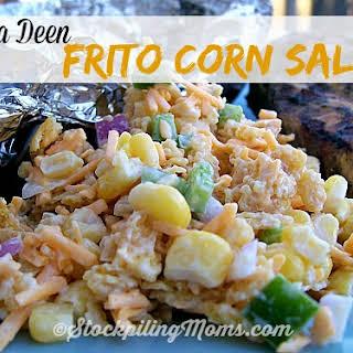 Paula Deen Frito Corn Salad.