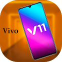 Theme for Vivo V11: launcher for vivo v 11 icon