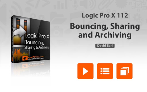 Course For Logic Pro X 112