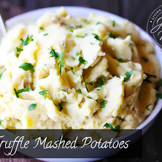 Truffle Mashed Potatoes