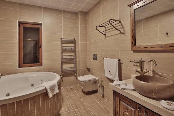 Kapadokya Hill Hotel & Spa (+12)
