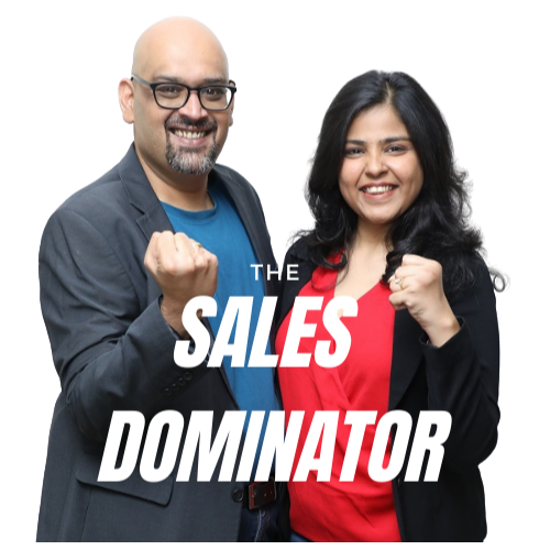 the sales dominator logo