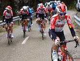 Bjorg Lambrecht (Lotto Soudal) termine deuxième lors de la deuxième étape du Tour du Pays Basque