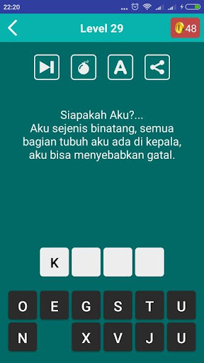 Game Asah Otak 1.3.9 screenshots 3