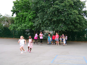 Photo: FLE sports day