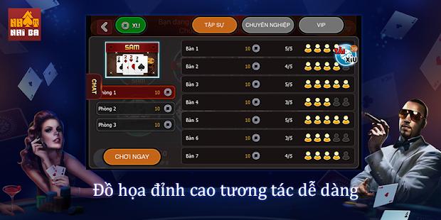 Tải Game chơi đánh bài online APK
